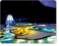 Aqua Dome Therme Tirol Längenfeld