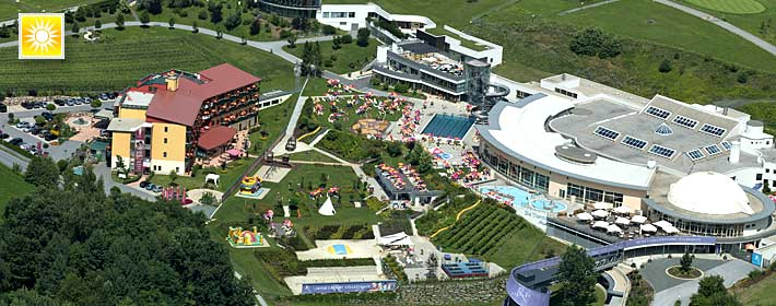 Therme Stegersbach Burgenland Thermenurlaub in Reiters Familientherme