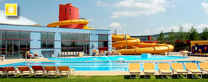 H2O Hotel-Therme Bad Waltersdorf Sebersdorf
