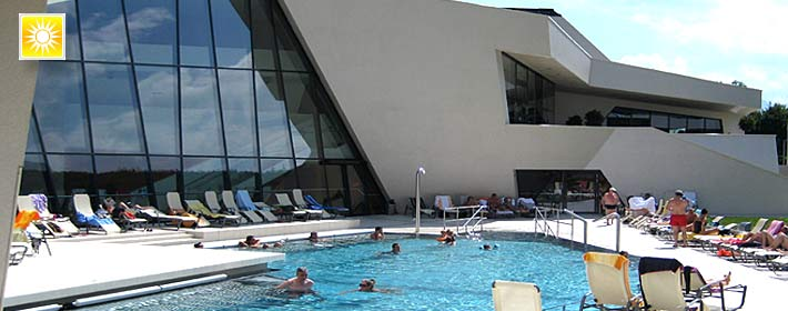 Kärnten Therme in Warmbad Villach