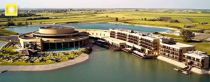 St.Martins Therme Spa Resort Neusiedlersee Frauenkirchen