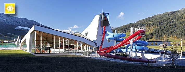 Therme Amade Altenmarkt Familien-Solebad im Salzburgerland