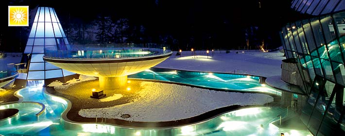 Thermen in Tirol Thermenurlaub Wellnessurlaub